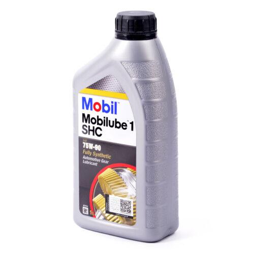 Трансмиссионное масло Mobilube™ 1 SHC 75W-90